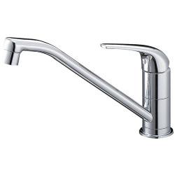 台所ワンホール混合水栓